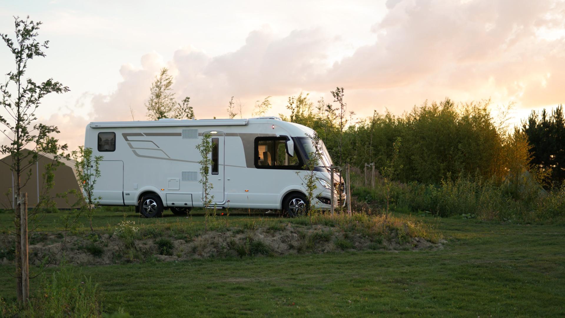 Hymer ocassion camper kopen, natuurlijk bij Integraalcampers Marknesse