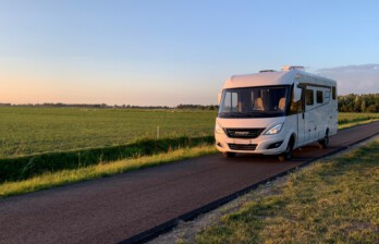 Integraalcampers Marknesse, uw HYMER adres sinds 1999