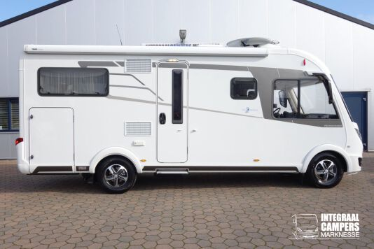 Hymer B 534 DL Duo mobil, AUTOMAAT, 180 pk Dynamic Line 0