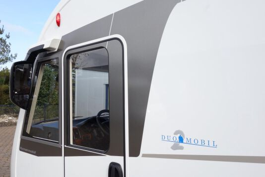 Hymer B 534 DL Duo mobil, AUTOMAAT, 180 pk Dynamic Line 10