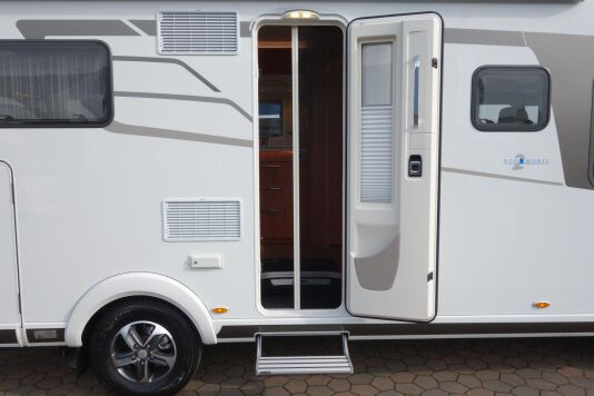 Hymer B 534 DL Duo mobil, AUTOMAAT, 180 pk Dynamic Line 15
