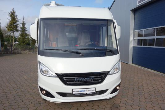 Hymer B 534 DL Duo mobil, AUTOMAAT, 180 pk Dynamic Line 1