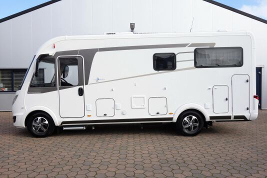 Hymer B 534 DL Duo mobil, AUTOMAAT, 180 pk Dynamic Line 2