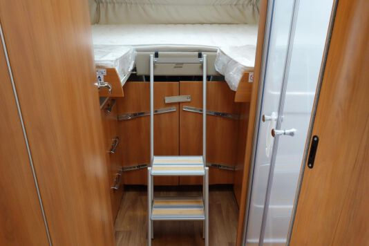 Hymer B 534 DL Duo mobil, AUTOMAAT, 180 pk Dynamic Line 38