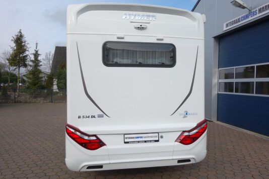 Hymer B 534 DL Duo mobil, AUTOMAAT, 180 pk Dynamic Line 3