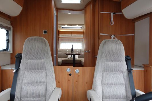 Hymer B 534 DL Duo mobil, AUTOMAAT, 180 pk Dynamic Line 41