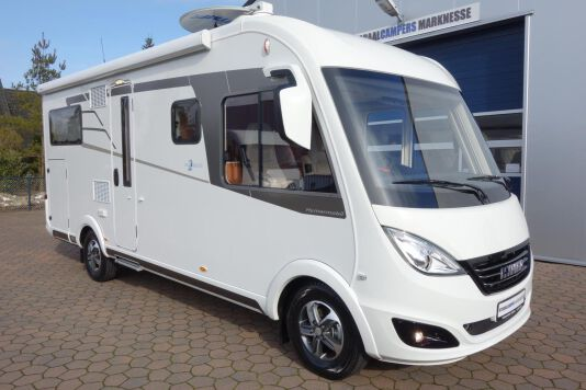 Hymer B 534 DL Duo mobil, AUTOMAAT, 180 pk Dynamic Line 4