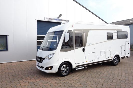 Hymer B 534 DL Duo mobil, AUTOMAAT, 180 pk Dynamic Line 53