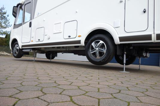 Hymer B 534 DL Duo mobil, AUTOMAAT, 180 pk Dynamic Line 5