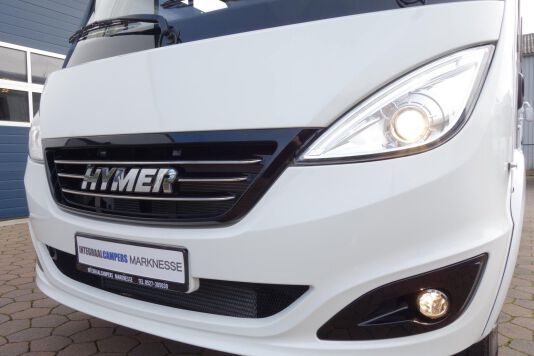 Hymer B 534 DL Duo mobil, AUTOMAAT, 180 pk Dynamic Line 6