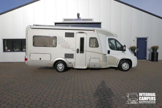 Hymer  T 654 SL Gold Edition  laag bed, incl. luchtvering 0