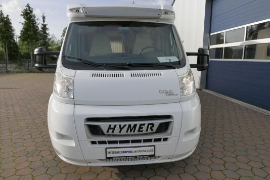Hymer  T 654 SL Gold Edition  laag bed, incl. luchtvering 1
