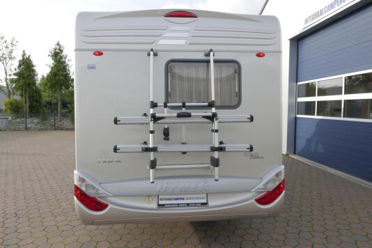 Hymer  T 654 SL Gold Edition  laag bed, incl. luchtvering 3