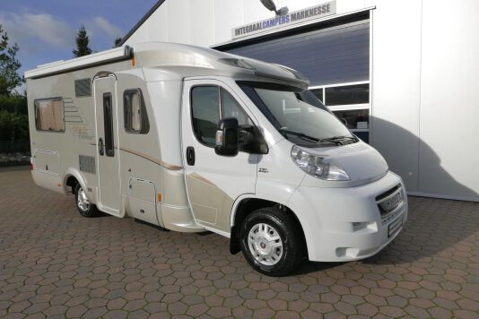 Hymer  T 654 SL Gold Edition  laag bed, incl. luchtvering 4