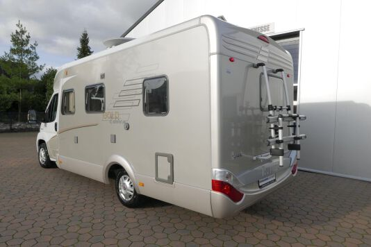Hymer  T 654 SL Gold Edition  laag bed, incl. luchtvering 5