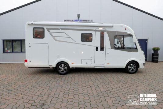 Hymer B 574 / 588 DynamicLine 180 PK AUTOMAAT, MAXI chassis, enkele bedden 0