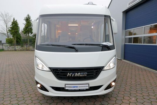Hymer B 574 / 588 DynamicLine 180 PK AUTOMAAT, MAXI chassis, enkele bedden 1