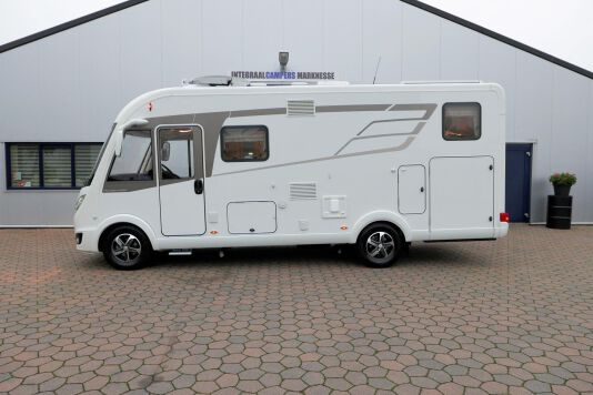 Hymer B 574 / 588 DynamicLine 180 PK AUTOMAAT, MAXI chassis, enkele bedden 2
