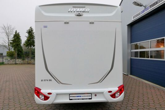 Hymer B 574 / 588 DynamicLine 180 PK AUTOMAAT, MAXI chassis, enkele bedden 3