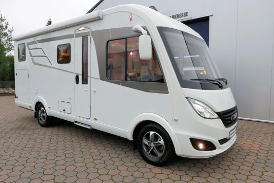 Hymer B 574 / 588 DynamicLine 180 PK AUTOMAAT, MAXI chassis, enkele bedden 5
