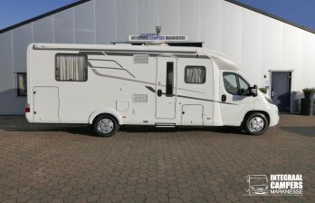 Hymer T 708 SL Queensbed, 180 PK AUTOMAAT, levelsysteem