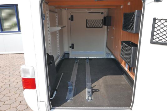 Hymer T 568 SL 3.0 177 pk AUTOMAAT, LEVELSYSTEEM, Maxi chassis 9