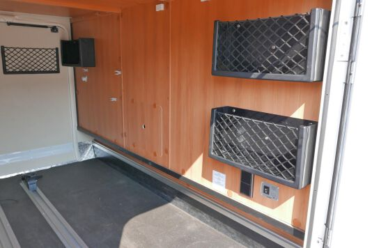 Hymer T 568 SL 3.0 177 pk AUTOMAAT, LEVELSYSTEEM, Maxi chassis 10
