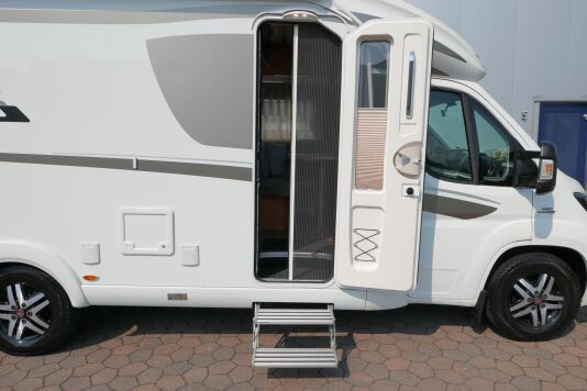 Hymer T 568 SL 3.0 177 pk AUTOMAAT, LEVELSYSTEEM, Maxi chassis 13