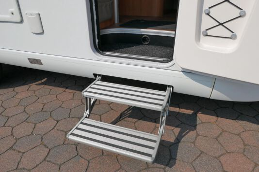 Hymer T 568 SL 3.0 177 pk AUTOMAAT, LEVELSYSTEEM, Maxi chassis 14