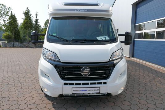 Hymer T 568 SL 3.0 177 pk AUTOMAAT, LEVELSYSTEEM, Maxi chassis 1