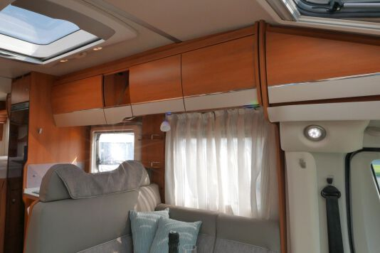 Hymer T 568 SL 3.0 177 pk AUTOMAAT, LEVELSYSTEEM, Maxi chassis 27