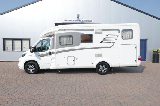 Hymer T 568 SL 3.0 177 pk AUTOMAAT, LEVELSYSTEEM, Maxi chassis 2