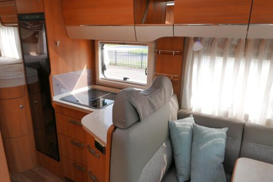 Hymer T 568 SL 3.0 177 pk AUTOMAAT, LEVELSYSTEEM, Maxi chassis 29