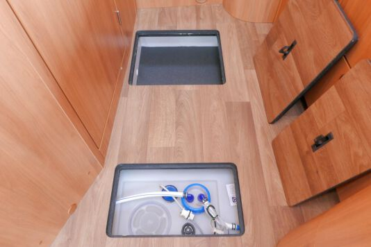 Hymer T 568 SL 3.0 177 pk AUTOMAAT, LEVELSYSTEEM, Maxi chassis 38