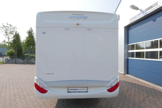 Hymer T 568 SL 3.0 177 pk AUTOMAAT, LEVELSYSTEEM, Maxi chassis 3