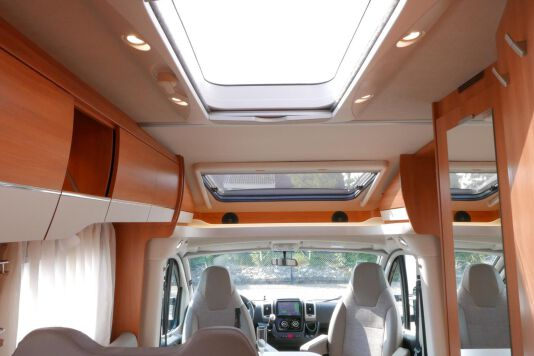 Hymer T 568 SL 3.0 177 pk AUTOMAAT, LEVELSYSTEEM, Maxi chassis 41