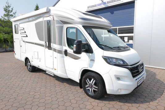 Hymer T 568 SL 3.0 177 pk AUTOMAAT, LEVELSYSTEEM, Maxi chassis 4