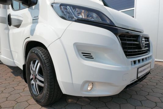 Hymer T 568 SL 3.0 177 pk AUTOMAAT, LEVELSYSTEEM, Maxi chassis 7
