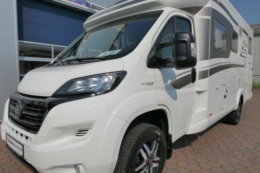 Hymer T 568 SL 3.0 177 pk AUTOMAAT, LEVELSYSTEEM, Maxi chassis 8