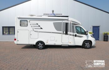 Hymer T 568 SL 3.0 177 pk AUTOMAAT, LEVELSYSTEEM, Maxi chassis