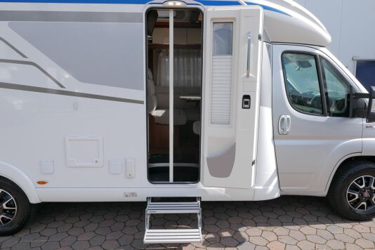 Hymer T 588 SL AL-KO chassis, AUTOMAAT, lengte bedden 13