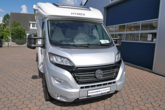 Hymer T 588 SL AL-KO chassis, AUTOMAAT, lengte bedden 1