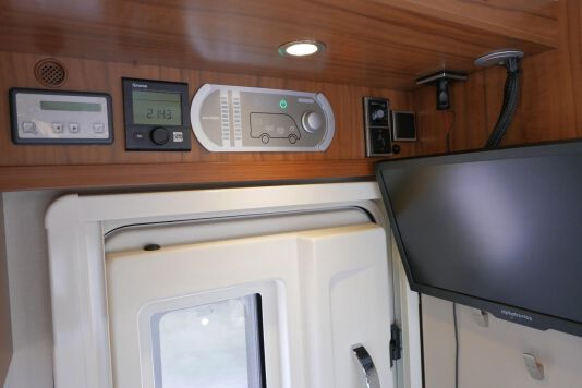 Hymer T 588 SL AL-KO chassis, AUTOMAAT, lengte bedden 30