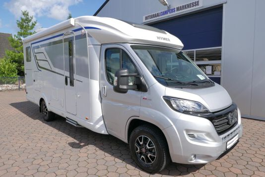 Hymer T 588 SL AL-KO chassis, AUTOMAAT, lengte bedden 4