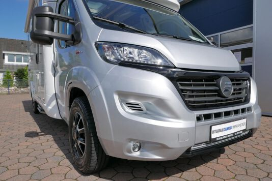 Hymer T 588 SL AL-KO chassis, AUTOMAAT, lengte bedden 7