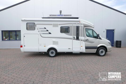 Hymer ML-T 580 7G AUTOMAAT, 4200 chassis, enkele bedden 0