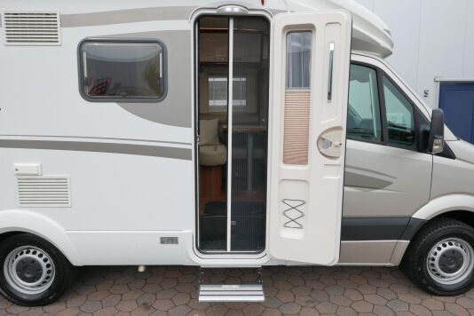 Hymer ML-T 580 7G AUTOMAAT, 4200 chassis, enkele bedden 10
