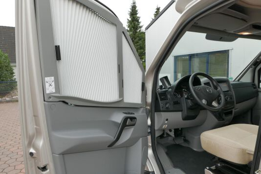 Hymer ML-T 580 7G AUTOMAAT, 4200 chassis, enkele bedden 14