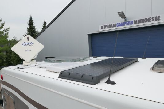 Hymer ML-T 580 7G AUTOMAAT, 4200 chassis, enkele bedden 37