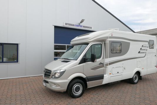 Hymer ML-T 580 7G AUTOMAAT, 4200 chassis, enkele bedden 38